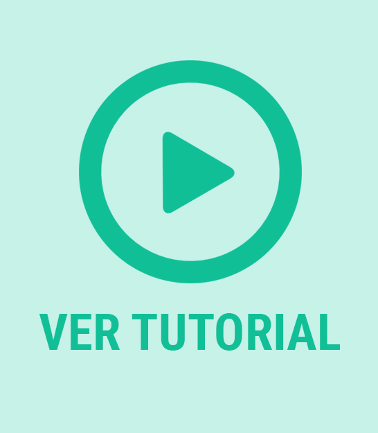 Los tutoriales para el aprendizaje.